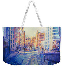 Manchester Light And Shade Weekender Tote Bag