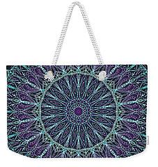 Mandala 4 Weekender Tote Bag