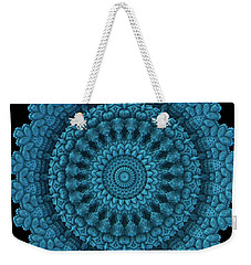 Mandala For The Masses Weekender Tote Bag by Lyle Hatch