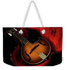 Mandolin Guitar 66661 Weekender Tote Bag