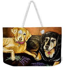 Mandys Girls Weekender Tote Bag