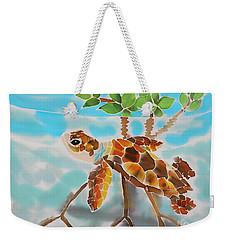 Mangrove Baby Turtle Weekender Tote Bag