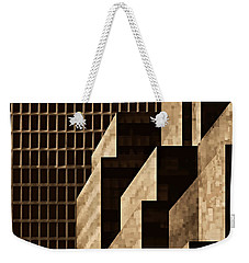 Manhattan No. 3 Weekender Tote Bag