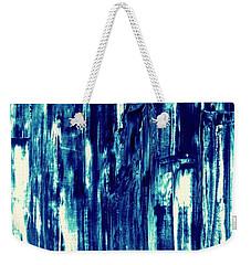 Manhattan Nocturne Weekender Tote Bag