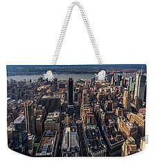 Manhattan, Ny Weekender Tote Bag