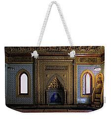 Manial Palace Mosque Weekender Tote Bag by Nigel Fletcher-Jones