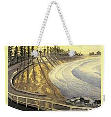 Manly Beach Sunset Weekender Tote Bag