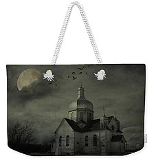 Mannerisms Of Midnight  Weekender Tote Bag