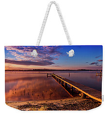 Manning Point 666 Weekender Tote Bag