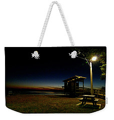Manns Beach Nocturnal 2 Weekender Tote Bag