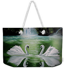 Monogamy Weekender Tote Bag