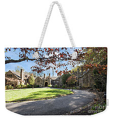 Mansion At Ridley Creek Weekender Tote Bag