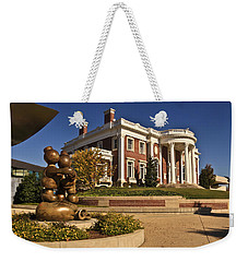 Mansion Hunter Museum Weekender Tote Bag