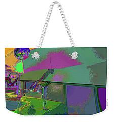 Mantis In Your Shade Of Play  Weekender Tote Bag