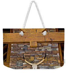 Mantle And Chimney Weekender Tote Bag