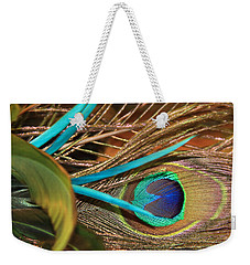 Many Feathers Weekender Tote Bag