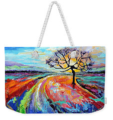 Many Paths, One Destination Weekender Tote Bag