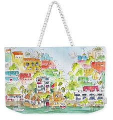 Manzanillo Coastline Weekender Tote Bag