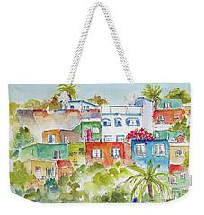 Manzanillo Hillside Weekender Tote Bag