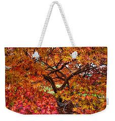 Maple Beauty Weekender Tote Bag
