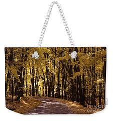 Maple Glory Weekender Tote Bag