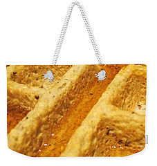 Weekender Tote Bag featuring the photograph Maple Street by Robert Knight