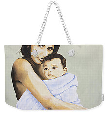 Mara And Il Bambino Weekender Tote Bag