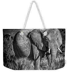 Mara Elephant Weekender Tote Bag