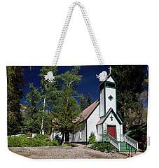 Marble Chapel Weekender Tote Bag