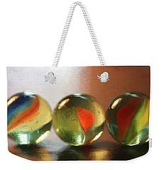 Marble Dream Weekender Tote Bag