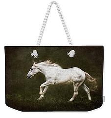 Marble Horse Weekender Tote Bag
