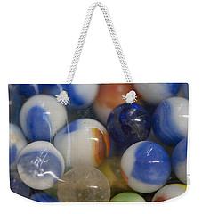 Marble Memories Weekender Tote Bag