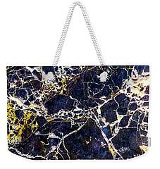 Marble Stone Texture Wall Tile Weekender Tote Bag