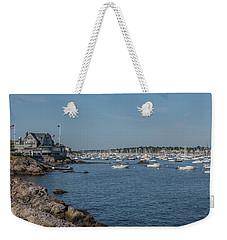 Marblehead Harbor Weekender Tote Bag