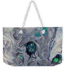 Marbles In The Wash Weekender Tote Bag