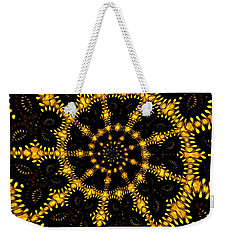 March Of The Butterflies Weekender Tote Bag by Nick Heap