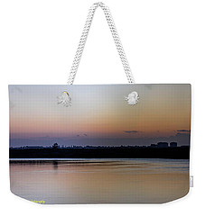 March Pre-sunrise Weekender Tote Bag
