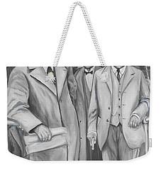Marcus Garvey Weekender Tote Bag
