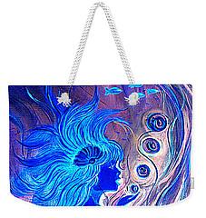 Maremaid  Weekender Tote Bag by Yolanda Rodriguez