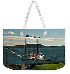 Margaret Todd - Bar Harbor Icon Weekender Tote Bag