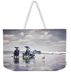 Margate Beach Relaxation Weekender Tote Bag