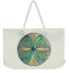 Margret Soul Portrait Weekender Tote Bag