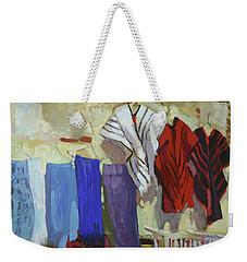 Maria Francesco's Weavings Weekender Tote Bag