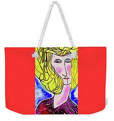 Maria Weekender Tote Bag