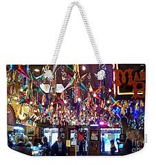 Mariachi Bar In San Antonio Weekender Tote Bag