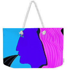 Marie Speaks Weekender Tote Bag