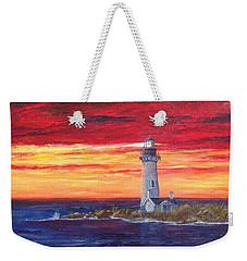 Marien's View Weekender Tote Bag