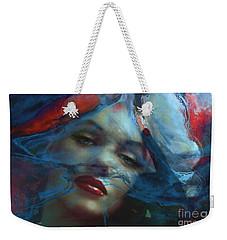 Marilyn 128 A 4 Weekender Tote Bag