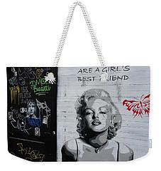 Marilyn Bagels In London   Weekender Tote Bag