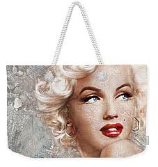 Marilyn Danella Ice Weekender Tote Bag